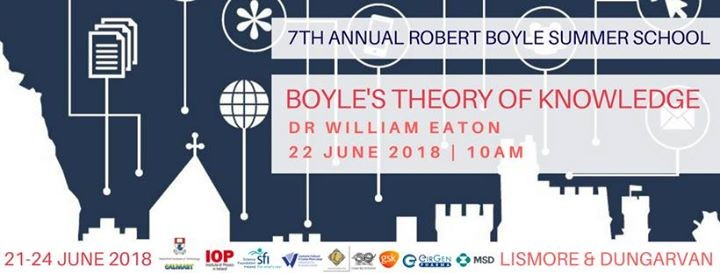 Boyles Theory of Knowledge