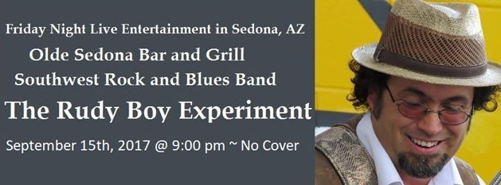 The Rudy Boy Experiment Live