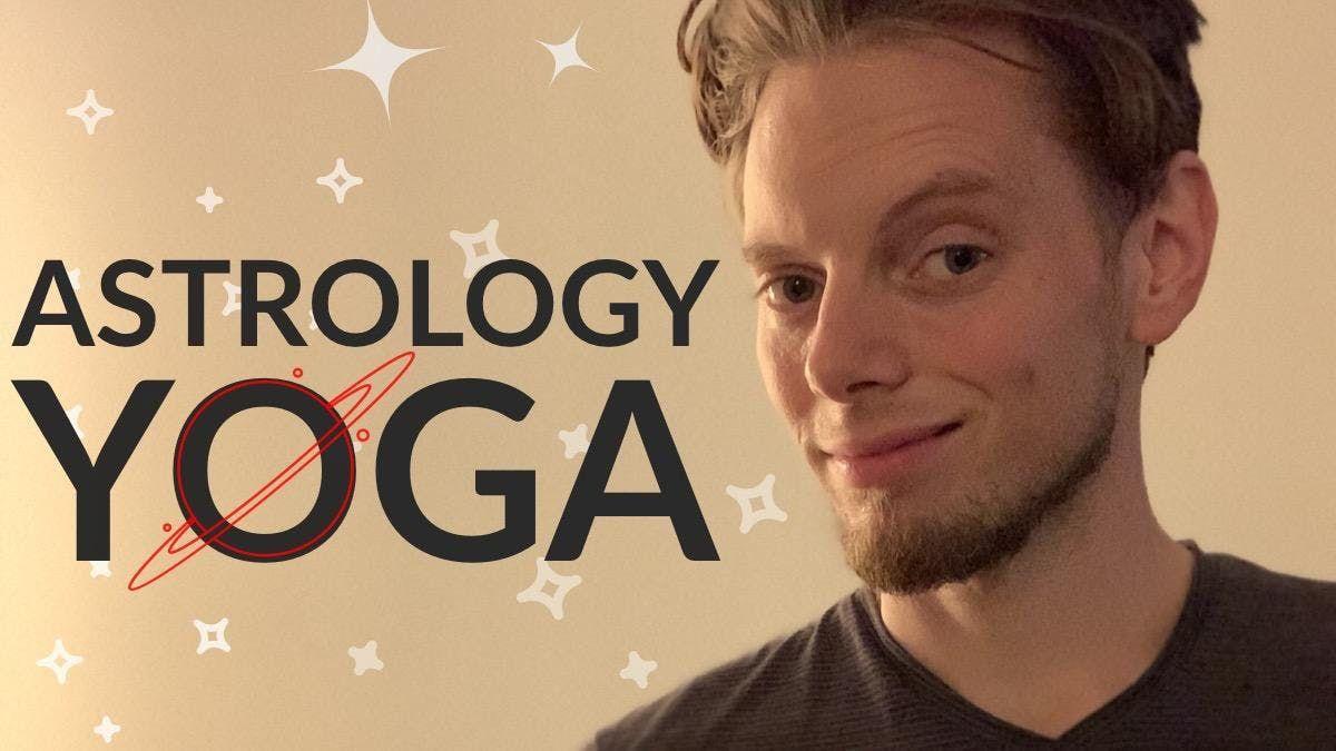 Astrology Yoga (Monthly Workshop)