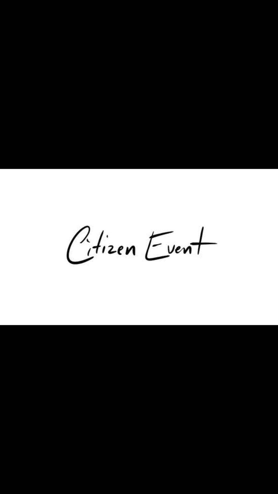 Citizen Event