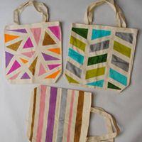 Atelier de pictat sacose de panza (editia de dupamasa)