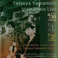 Dai Komatsu &amp Tetsuya Yamamoto Live in Tokyo