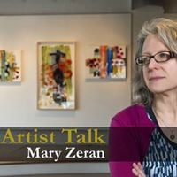 Artist Talk Mary Zeran