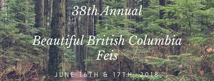 Beautiful British Columbia Feis