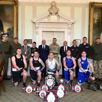 Household Division Boxing