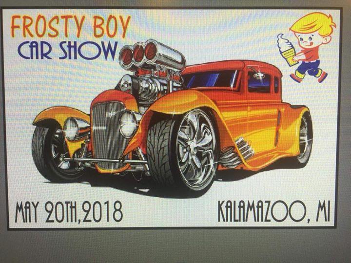 Frosty Boy Car Show At Cottage InnFrosty Boy Kalamazoo - Kalamazoo michigan car show