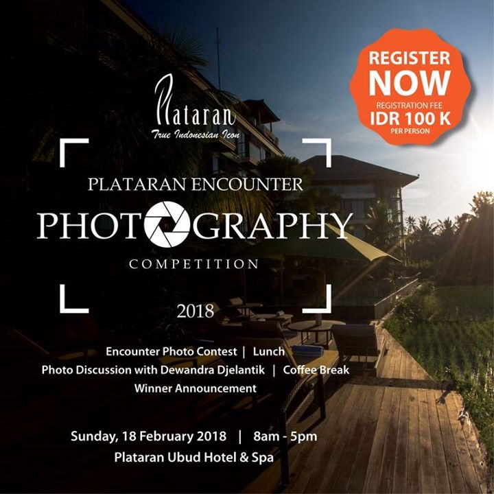 Plataran Encounter Photography Contest