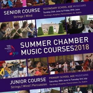 Junior DYO Chamber Music Summer Course