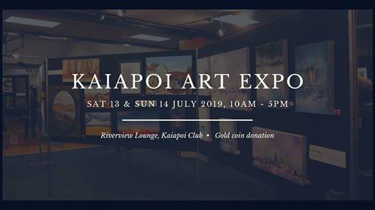 Corcoran French Kaiapoi Art Expo