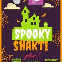 Spooky Shakti Glow