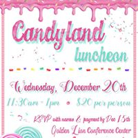 CandyLand Luncheon