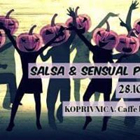 Salsa &amp Sensual Party
