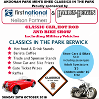 Car and Bike Show