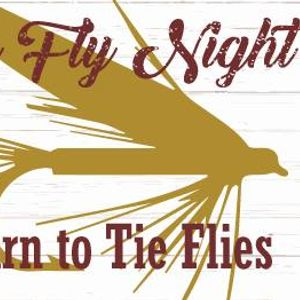 Bar Fly Night - Learn to Tie Flies with Trout Unlimited