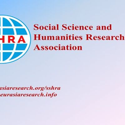 Hong Kong International Conference on Social Science & Humanities (ICSSH) 24-25 September 2019