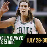 NBA Kelly Olynyk Skills Clinic