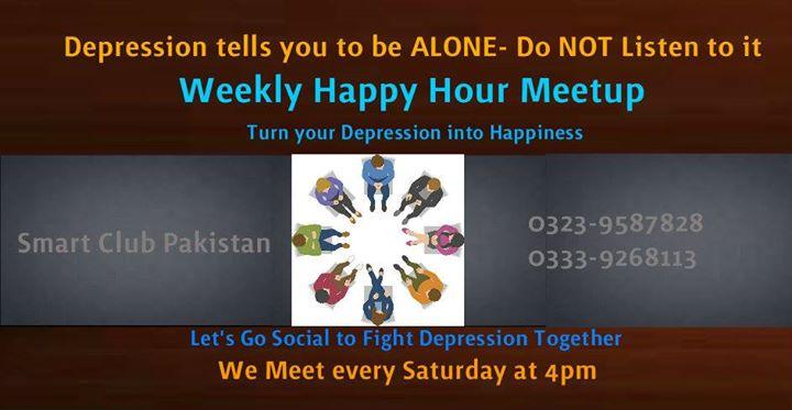 Weekly Social Meetup Islamabad