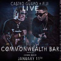 CMDWN Catro Guapo  Fiji with Harm Frankin &amp Disoriental