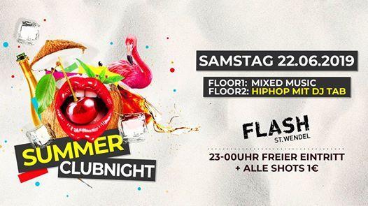 Summer Clubnight at We love Film - Media Production, Saarbrucken
