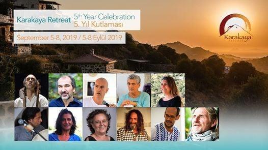 Karakaya Retreat 5th Year Celebration