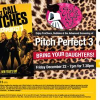 Pitch Perfect 3- GIRLS NIGHT OUT