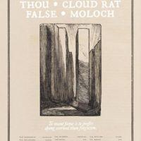 THOU Cloud Rat Molach Mar - Matinee Show at Aurora