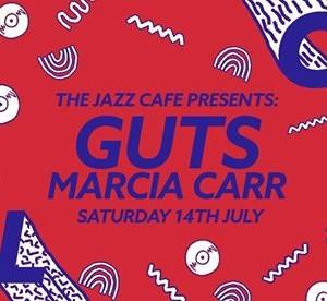 Soul City Guts  Marcia Carr