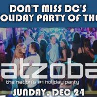 Matzoball - The Largest &quotChristmas Eve&quot Party in DC