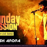 Sunday Session with Sparsh Arora