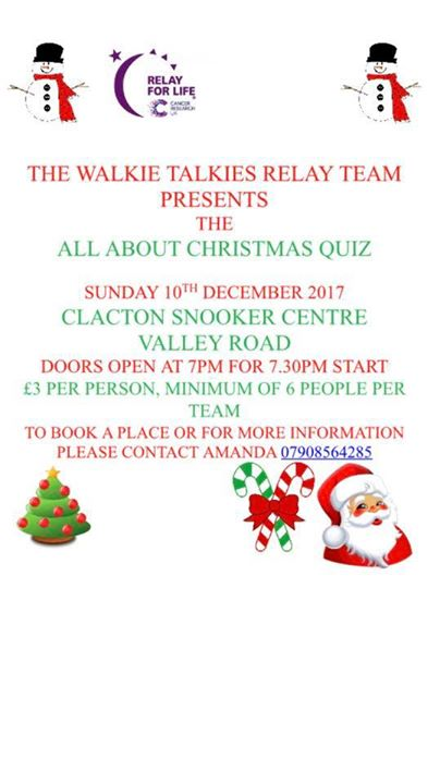 come along and get into the christmas spirit x