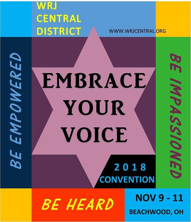 WRJ Central District Convention