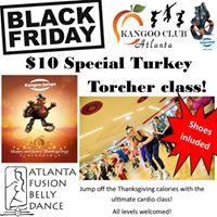 10 Black Friday Kangoo Jumps Class in MidtownBuckhead