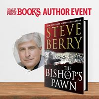 Lunch &amp Book Signing with Steve Berry