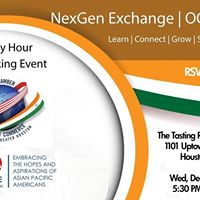 Networking Happy Hour Co-Hosted by Nexgen Exchange and OCA GH
