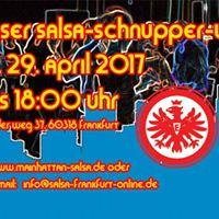Kostenloser Salsa-Schnupper-Workshop
