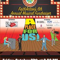 A Place for Us - A Musical Fundraiser to Support FaithAction
