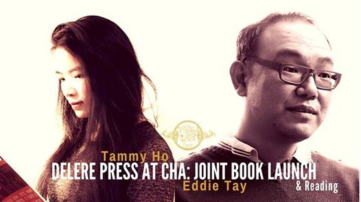 Delere Press at Cha Joint Book Launch & Reading