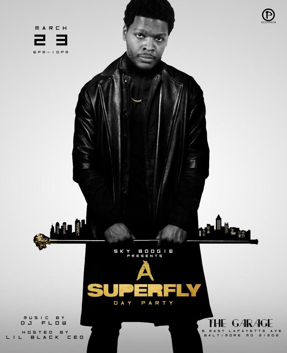 A SUPERFLY Day Party