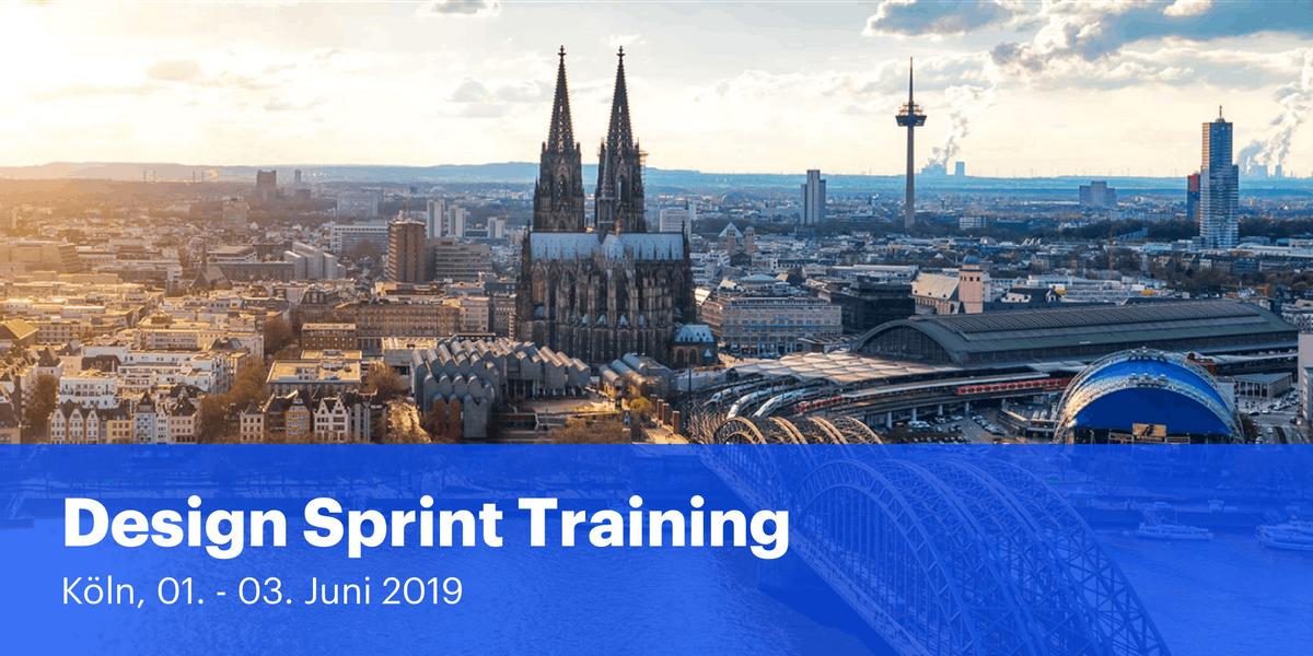 Certified Design Sprint Training Kln (2 Tage)  Prototyping Workshop