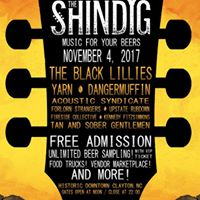 The Shindig - Music For Your Beers (and Beards)