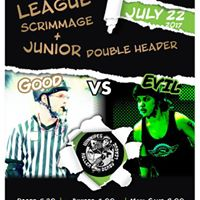 Winnipeg Roller Derby League Scrimmage &amp Junior Double Header