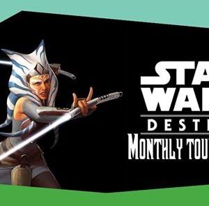 Greenlights Monthly Star Wars Destiny Tournament