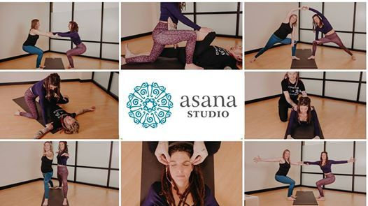 The Art of Assisting Asana