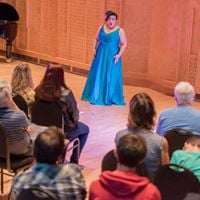 Cowtown Opera Summer Academy (COSA) Art Song Recital