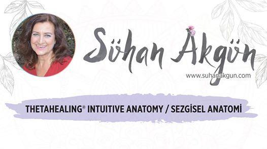 Thetahealing  Sezgisel Anatomi Semineri 11 ubat - 1 Mart Ist