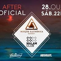 Injeo Eletrnica Afterparty . MalaM Club