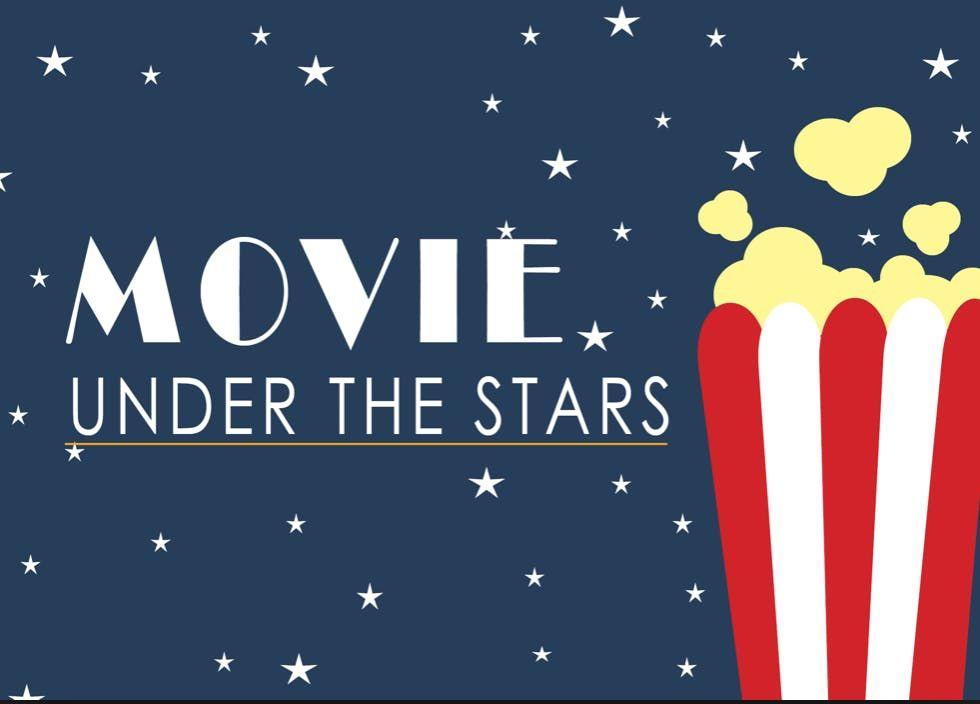 Family Movie Night Under The Stars