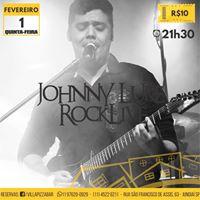 Johnny Luke RockLive no Villa Pizza Bar