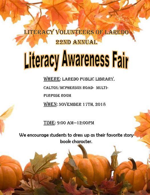 Literacy Awareness Fair