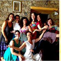 Womans Mysteries and Chakra dance with Dagmara Gmitrzak